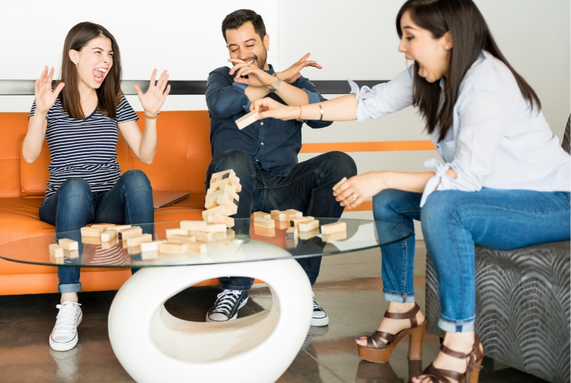 How to Create Unlimited Games with Jenga - Teaching ESL - RikeNeville.com