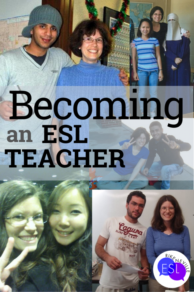 Teach English: How I became an ESL teacher